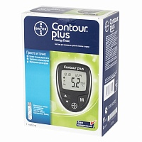 Глюкометр Bayer Contour plus (Контур Плюс)